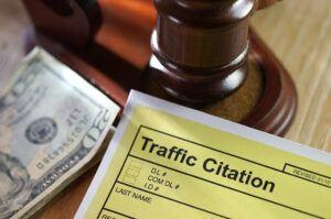 texas traffic citation fines